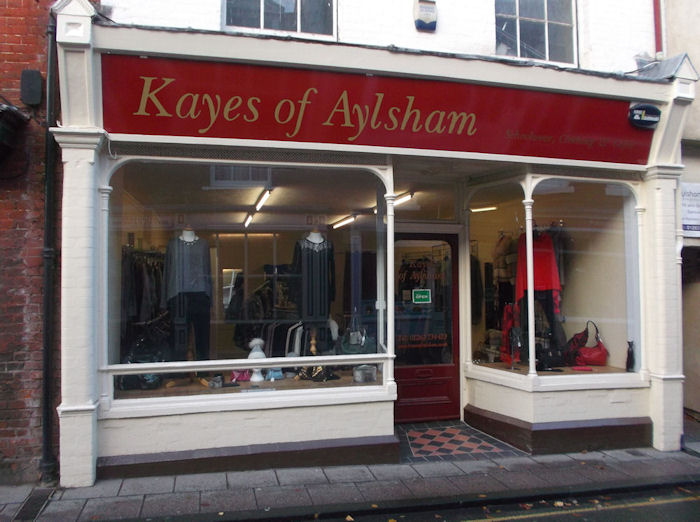 Kayes of Aylsham